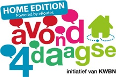 Avond4Daagse tips home-edition