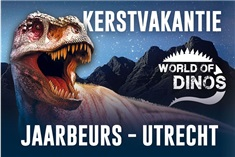 Nu verlengd: World of Dinos 2020 met korting!